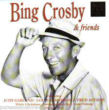BING CROSBY - Bing Crosby & Friends (UK 20 Tk CD Album)