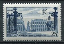FRANCE TIMBRE NEUF N° 822 **  NANCY PLACE STANISLAS