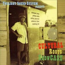 "Twilight Circus Dub Sound System ""Cultural Roots Showcase"" CD Prince Alla DUB"