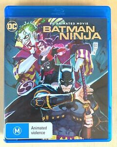 BATMAN NINJA (Blu Ray 2018)