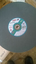 CUTTING DISCS 400MM- 16 IN X20MM METAL/ RAIL CGW PCK OF 10.BUY 1 BOX GET 1 FREE