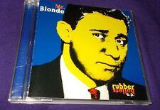 MR BLONDE RUBBER BULLETS CD E.P LIKE NEW DOMINATOR