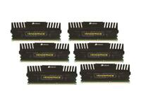 CORSAIR Vengeance 24GB (6 x 4GB) 240-Pin DDR3 SDRAM DDR3 1600 (PC3 12800) Deskto