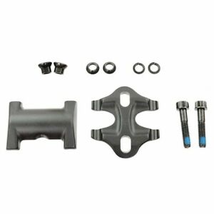 Cannondale DownLow Dropper Post Seat Rail Clamp with Hardware - K26079