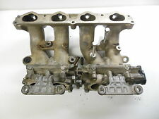 Yamaha 115HP Outboard Manifold 1 with Throttle Body 1 and 2.  P.N. 68V-13641-...