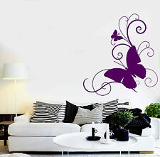 Vinyl Wall Decal Butterfly Room House Interior Decoration Stickers (ig4397)