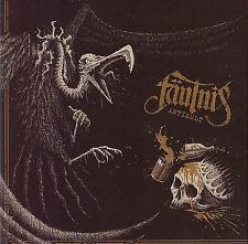 "FÄULNIS - ""Antikult"" LP GOLD COLOURED VINYL"