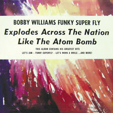 BOBBY WILLIAMS - FUNKY SUPER FLY CD JAZZMAN BEST OF