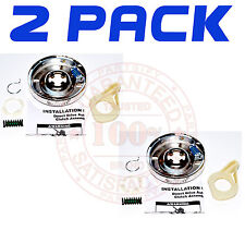 2 PACK 285785 PS334641 AP3094537 WASHER TRANSMISSION CLUTCH WHIRLPOOL KENMORE