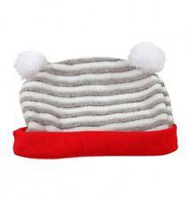 Gotz Striped Hat with 2 Pom Poms for 30 to 33cm dolls