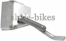 Reproduction Side Stand & Mount Bracket suitable for use with Honda CZ100