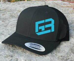George Russell F1 GR + 63 Williams Racing 5 Panel Snapback Trucker Cap OSFM