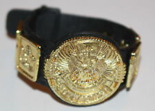 WWE Attitude Championship Action Figure Title Belt Jakks World Heavyweight