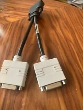 Dell DMS59 Male To 2 Female Splitter Display Adapter, H9361
