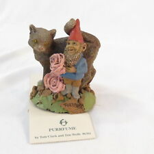 """""""Purrfume""""- 1999-R- Tom Clark Gnome~Cairn item #6361 with Story"""