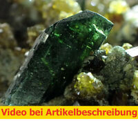 7524 Diopside Vesuvianite Grossular ca 6*8*4cm Tribal Area Pakistan1989  MOVIE