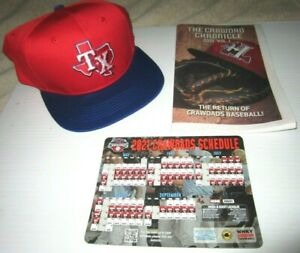 Hickory Crawdads Baseball Team Package
