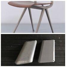 4 pads or end caps, Result chairs, Friso Kramer, Ahrend de Cirkel