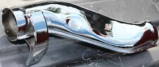 New Chrome Panhead Squash Pipe Fits Panhead Knucklehead 1936-1964 Harley (481)