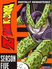 Dragon Ball Z Complete Season 5 R4 DVD Dragonball
