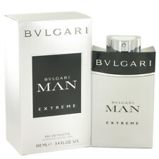 Bvlgari Man Extreme by Bvlgari 3.4 oz EDT Cologne Spray for Men New in Box