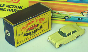 Matchbox 45a Vauxhall Victor Good in Fairly Good Box