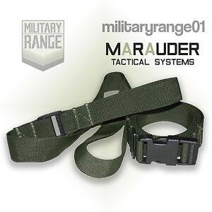 Marauder British Army SA80 Rifle Sling - Olive Green - UK Made