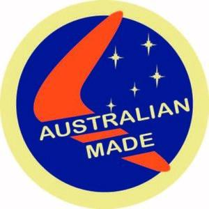 AUSTRALIAN MADE STICKER DECAL