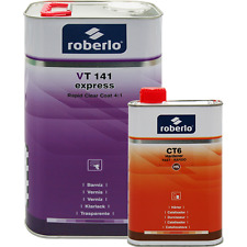Roberlo VT141 Express Rapid Clear Kit 5L