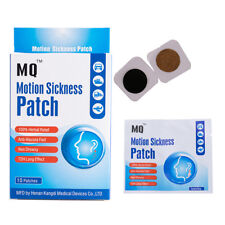 10 Patches Scopolamine Patch Motion Sickness Patch Anti Motion & Nausea Sickness