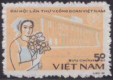 VIETNAM N°469A** VARIETE BLEU ABSENT 1983 Vietnam  ERROR Blue Color Omitted MNH