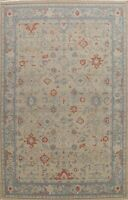 Geometric Ziegler Traditional Turkish Area Rug Wool Classic Oriental Carpet 9x12