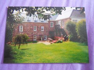Boscobel Country Apartments St Aubins Bay Jersey Postcard