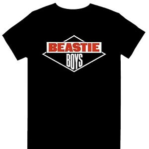 Beastie Boys - Logo Official Licensed T-Shirt
