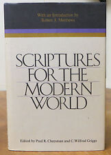 Scriptures for the Modern World Vol. 11 (1984, Hardcover)