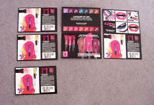 5x L'Oreal Paints samples + coupons  3 sample colors + coupons LOT expire 12/17