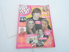 OCT 2003 POP STAR! teen  magazine - ASHTON KUTCHER - AMANDA BYNES