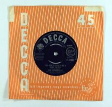 """The Caravelles - You Don't Have To Be A Baby To Cry (UK 7"""" Single 1st Pressing)"""