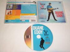 CD - Duane Eddy Twistin `n´ Twangin / Girls Girls Girls # R1