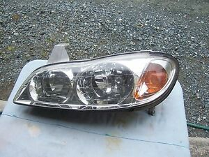 Nissan Maxima A33 Headlight Left