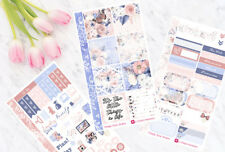 Selena Personal Planner Stickers - for Erin Condren sewmuchcrafting Notebook UK