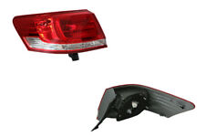 Toyota Aurion GSV40 10/2010-On Tail Light Outer Left Hand Side