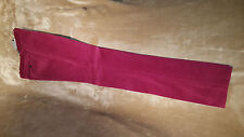 $850 NWT NEW TOM FORD Trousers Pants CORDUROY PINK RED COTTON 40 50 / 34 MEDIUM