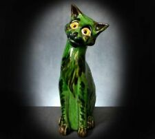 Green Decorative Pottery Figurines