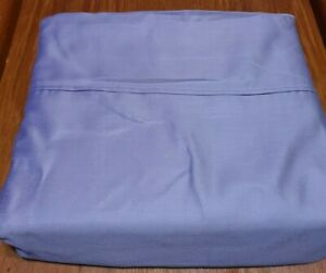 Optimal Performance QUEEN FLAT SHEET 625 Thread Count Sateen Weave Purple