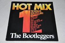 """The Bootleggers - Non Stop Hot Mix 1 - 80er 80s - 12"""" Maxi Single Vinyl LP"""