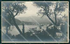 Genova Rapallo STRAPPINO Neer Foto cartolina VK1444