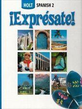 Expresate!: Level 2 2006 by Rinehart And Winston Holt