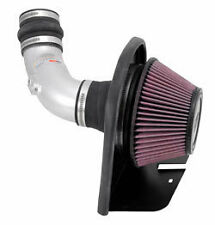 K&N 69-3518TS 2013-2017 FORD FOCUS ST 2.0L TURBOCHARGED COLD AIR INTAKE SYSTEM