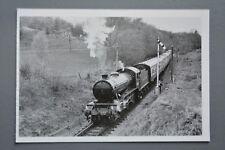 R&L Postcard: Modern Tom Heavyside Card, Severn Valley Railway